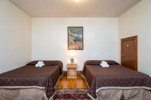 Quad - Two Double Beds - Shared Bathroom