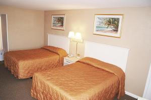 Oceanfront Room with Two Double Beds