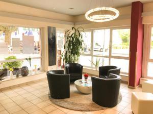 Baynunah Hotel Drachenfels, Hotel  Königswinter - big - 37