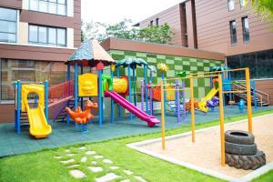 PLS Apartments - Cantonments, Appartamenti  Accra - big - 24