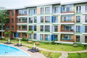 PLS Apartments - Cantonments, Appartamenti  Accra - big - 57