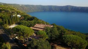 La Locanda Del Pontefice - Luxury Country House, Hotely  Marino - big - 22