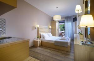 Athos Thea Luxury Rooms, Apartmány  Sarti - big - 31