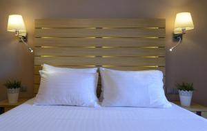 Athos Thea Luxury Rooms, Apartmány  Sarti - big - 34