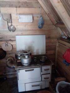Chalet Scepanovic, Horské chaty  Kolašin - big - 18