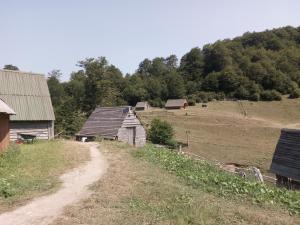 Chalet Scepanovic, Horské chaty  Kolašin - big - 24