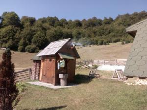 Chalet Scepanovic, Horské chaty  Kolašin - big - 25