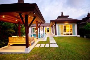 The Kiri Villas Resort, Vily  Thalang - big - 47