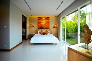 The Kiri Villas Resort, Vily  Thalang - big - 54