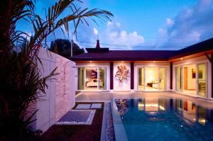 The Kiri Villas Resort, Vily  Thalang - big - 67