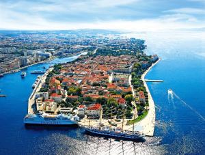 Basic apartman, Apartments  Zadar - big - 6