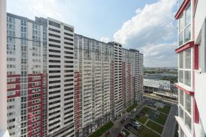 Smart Apartments Drahomanova, Apartmány  Kyjev - big - 7