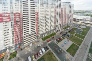 Smart Apartments Drahomanova, Apartmány  Kyjev - big - 9