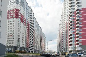 Smart Apartments Drahomanova, Apartmány  Kyjev - big - 20