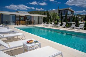 Golden Rays Villas, Villas  Primošten - big - 145