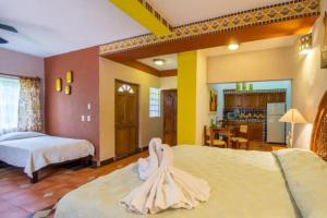 Casa Virgilios B&B, Bed & Breakfast  Nuevo Vallarta  - big - 10