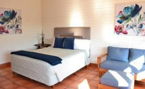 Hotel Quintas Papagayo, Hotels  Ensenada - big - 169