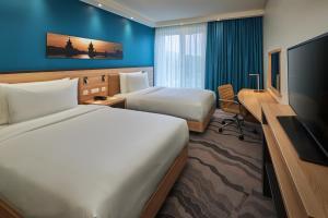 3 hviezdičkový hotel Hampton by Hilton Berlin City Centre Alexanderplatz Berlín Nemecko