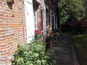 Chambres d'hôtes Manoir du Buquet, Bed & Breakfast  Honfleur - big - 40