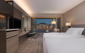 King or Twin Room with Harbour View