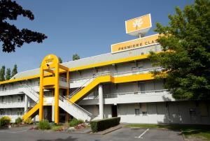 Premiere Classe Caen Est - Mondeville, Hotel  Mondeville - big - 10
