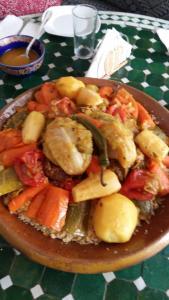 Riad Malak, Bed & Breakfasts  Meknès - big - 22