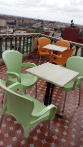 Riad Malak, Bed & Breakfasts  Meknès - big - 20