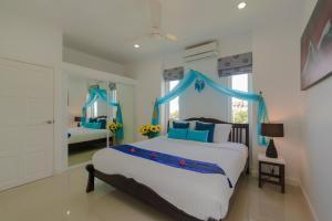 Villa Nap Dau Crown, Виллы  Чалонг - big - 17