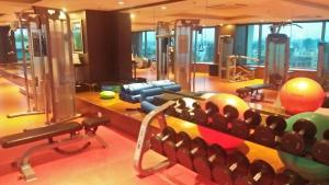 Radisson Blu Pune Hinjawadi, Hotels  Pune - big - 36