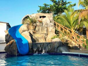 Cabañas Aqua Blue, Aparthotels  Coveñas - big - 16