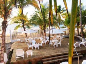 Cabañas Aqua Blue, Apartmánové hotely  Coveñas - big - 13