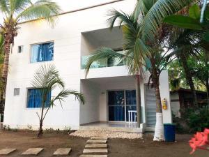 Cabañas Aqua Blue, Apartmánové hotely  Coveñas - big - 17