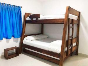 Cabañas Aqua Blue, Apartmánové hotely  Coveñas - big - 2