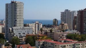 Vista Poniente, Apartmány  Viña del Mar - big - 2