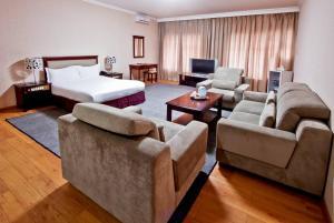 Amure Hotel, Hotely  Ulaanbaatar - big - 24