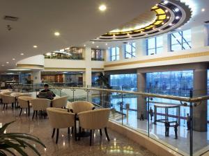 Jinling Jingyuan Plaza, Szállodák  Nanking - big - 26