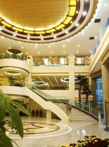 Jinling Jingyuan Plaza, Szállodák  Nanking - big - 25