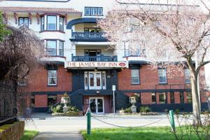 James Bay Inn Hotel, Suites & Cottage, Hotely  Victoria - big - 1