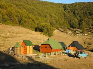 Chalet Scepanovic, Horské chaty  Kolašin - big - 30