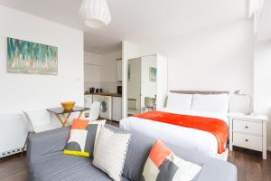 Metro Central Heights Apartment, Apartmány  Londýn - big - 5