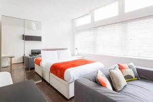 Metro Central Heights Apartment, Apartmány  Londýn - big - 6