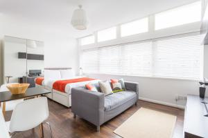 Metro Central Heights Apartment, Apartmány  Londýn - big - 7