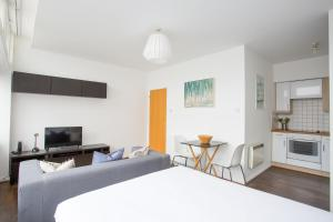 Metro Central Heights Apartment, Apartmány  Londýn - big - 8