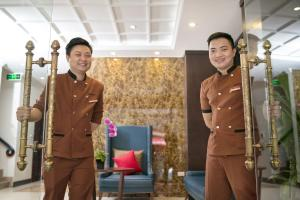 Serene Boutique Hotel & Spa, Hotels  Hanoi - big - 104
