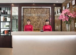 Serene Boutique Hotel & Spa, Szállodák  Hanoi - big - 96