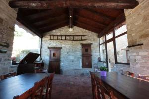 Agriturismo Le Querciole, Farmy  Borgo Val di Taro - big - 45