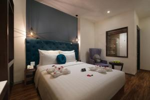 Serene Boutique Hotel & Spa, Hotels  Hanoi - big - 13