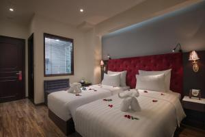Serene Boutique Hotel & Spa, Hotels  Hanoi - big - 17