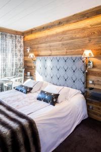 Les Campanules Hôtels-Chalets de Tradition, Hotel  Tignes - big - 12