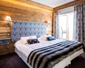 Les Campanules Hôtels-Chalets de Tradition, Hotel  Tignes - big - 7